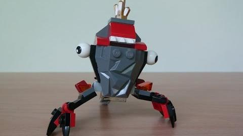 LEGO MIXELS VULK and SHUFF MIX with Lego 41501 and Lego 41505 Mixels Serie 1