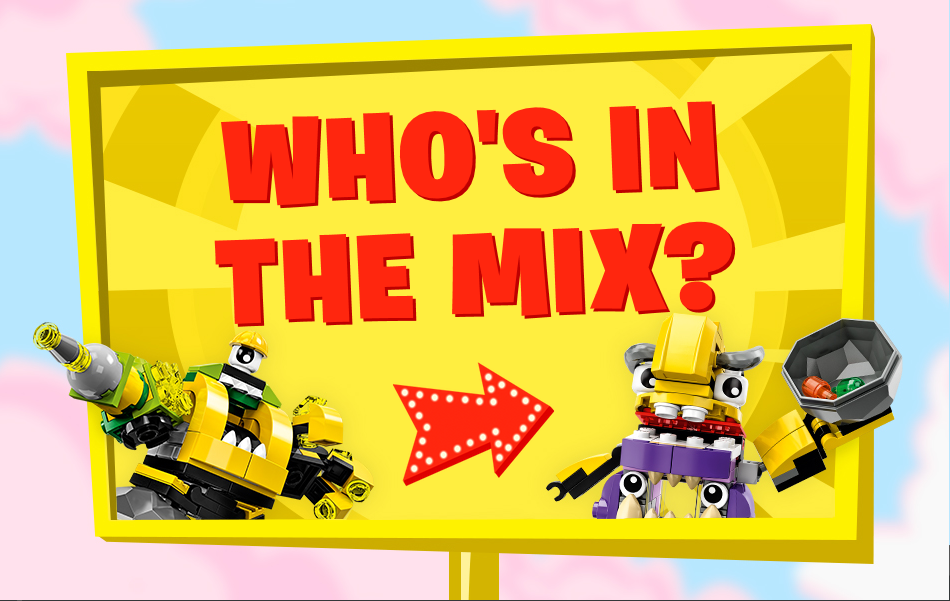 Whos In The Mix Mixels Wiki Fandom Powered By Wikia