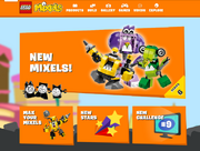 LEGO WeBSITE s6