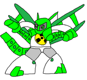 Cyber Venomus-Corp MAX