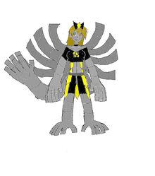 Kradara, Cragster Empress of Arms