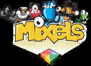 Mixels Cubit Logo