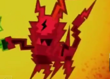 Flamzer Electrocuted