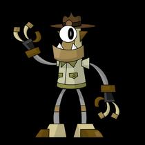 Ranger jinx vector