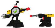 Cyber Boto BF Cannon Drive