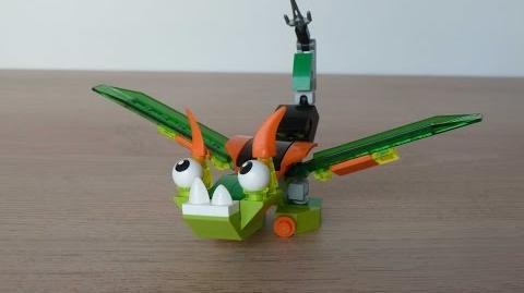 LEGO MIXELS COBRAX SLUSHO MIX or MURP? Instructions Lego 41575 Lego 41550