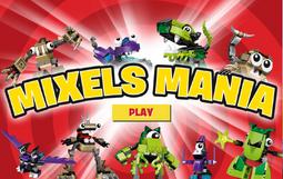 Mixel mania 3