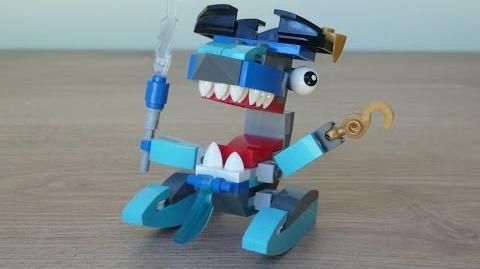 LEGO MIXELS SHARX SNOOF MIX or MURP? Instructions Lego 41566 Lego 41541