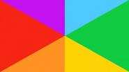 Rainbow cubit transition