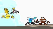 Wrong Colors Mixels Cartoon Network 86211