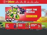 Mixels Websites