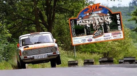 Foltin-Kucsera Lada 2101 Szirák RS 2014 Versenyzői film