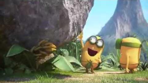 Minions remix banana