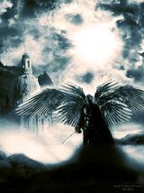 Fallen Arch Angel Lucifer