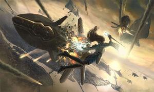 Ninth Battle of Argus