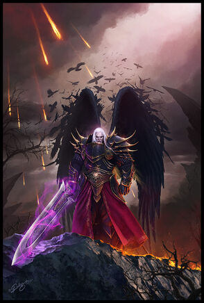 Lord President of the Dark Angels