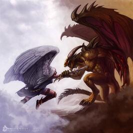 First war of heaven
