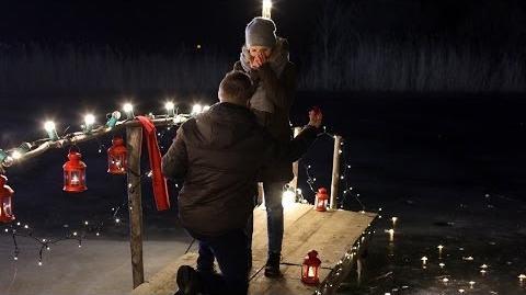 M jak Miłość - Oświadczyny Pawła Zduńskiego - scena z odc