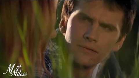M jak Miłość - Pierwszy raz - scena z odc. 1080