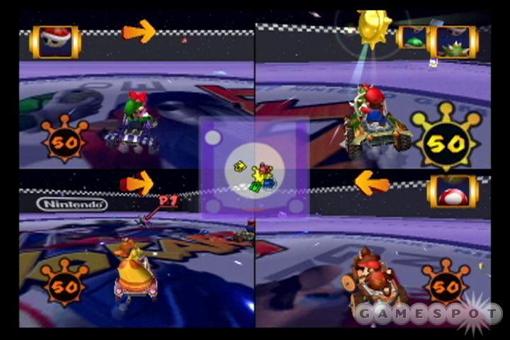 Nintendo Gamecube Battle Stage Mario Kart Double Dash Wiki