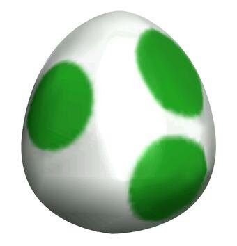 Yoshi Birdo Egg Mario Kart Double Dash Wiki Fandom