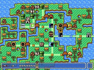Mushroom Kingdom Map All Mushroom Info