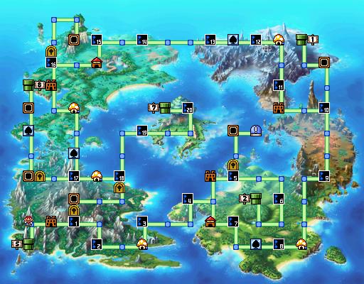 Mushroom World Map.Image World6 Png Mushroom Kingdom Fusion Wiki Fandom Powered