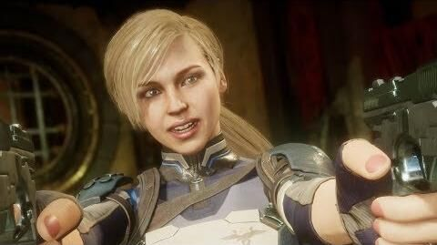 Cassie Cage Interaction Intro Dialogues-0