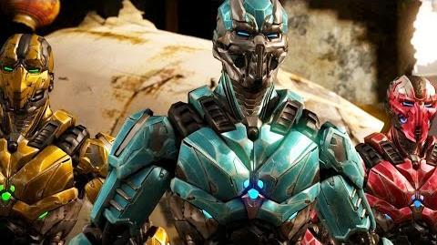 Triborg/Videos