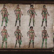 Jade Gallery Mortal Kombat Wiki Fandom