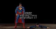 MKvsDCU Superman Heroic Brutality