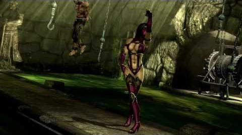 Mileena Vignette - Mortal Kombat