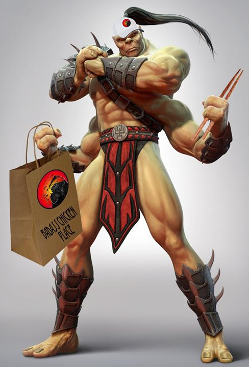 Delivery Goro