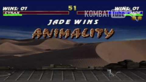 MK III Jade Animality