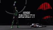 MKvsDCU Green Lantern Heroic Brutality