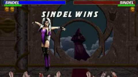 Mortal Kombat Trilogy - Brutality - Sindel