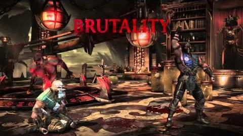 Sub Zero Brutality 5 - Splitting Image