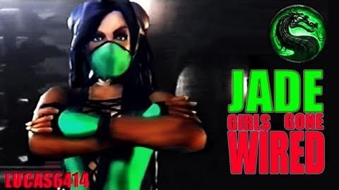 Video jade girls gone wired best quality mortal kombat