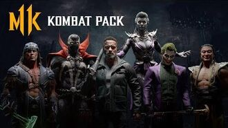 Mortal Kombat 11 Kombat Pack – Official Roster Reveal Trailer-0