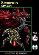 Spawn scorpion 30