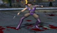 Mortal Kombat Deadly Alliance Kitana's Steel Fans