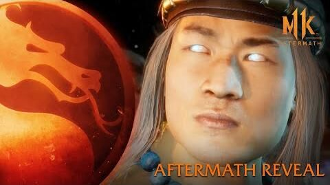Mortal Kombat 11 Aftermath Official Reveal Trailer Mortal Kombat