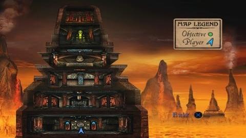 Mortal Kombat Armageddon - Konquest Walkthrough Pt 8 11 - Shinnok's Spire