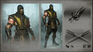 Mortal Kombat X Scorpion 2