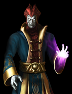 Shinnok Armageddon (Roster Render)
