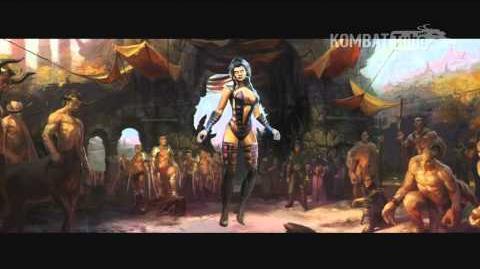 MK9 Ending SINDEL