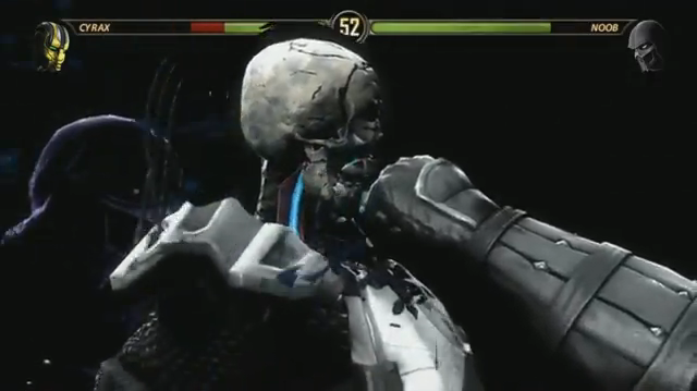 X Ray Mortal Kombat Wiki Fandom