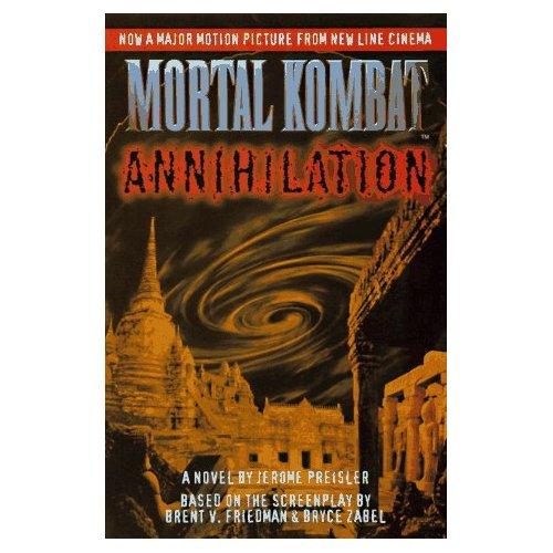 Mortal Kombat Annihilation Novel Mortal Kombat Wiki Fandom