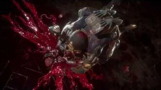 Mortal Kombat 11 The Kollector For The Kollection Fatality