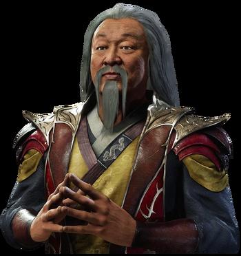 Shang Tsung   Mortal K...
